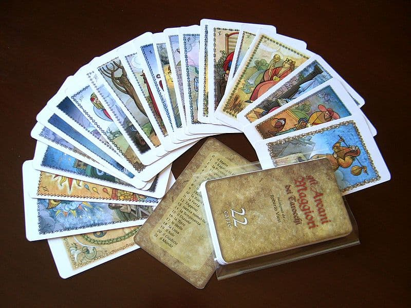 Tarot and Divination Cards